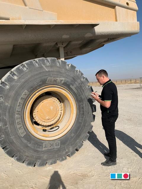 крупногабаритные шины предлагают максимальный комфорт, несмотря на все риски, возникающие при работе в сложных условиях